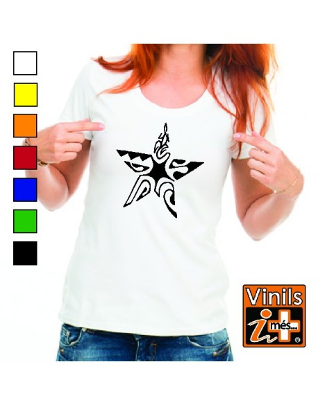Camiseta Estrella