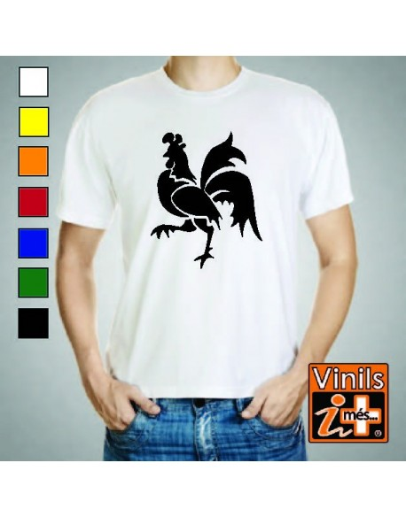 Camiseta Gallo