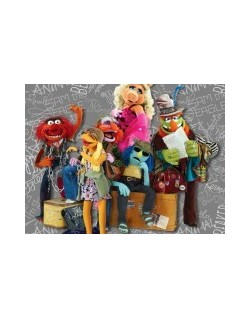 Fotomural Muppets
