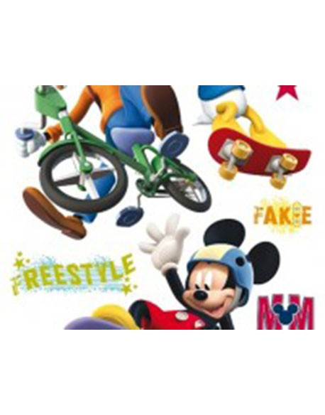 Sticker Disney Mickey Freestyle