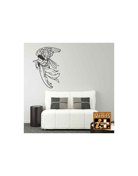 VINILO PARED ANGEL