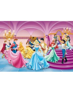 Fotomural Princess Dance